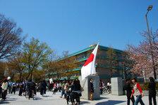 2011年4月愛媛大学入学式