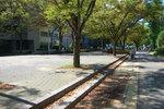2011年9月 図書館前広場