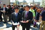 平成23年度入学式 4月6日