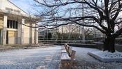 2012年2月3日 城北キャンパス積雪