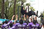 2012年3月6日 合格発表!おめでとう!