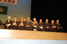 2012年4月6日 入学式